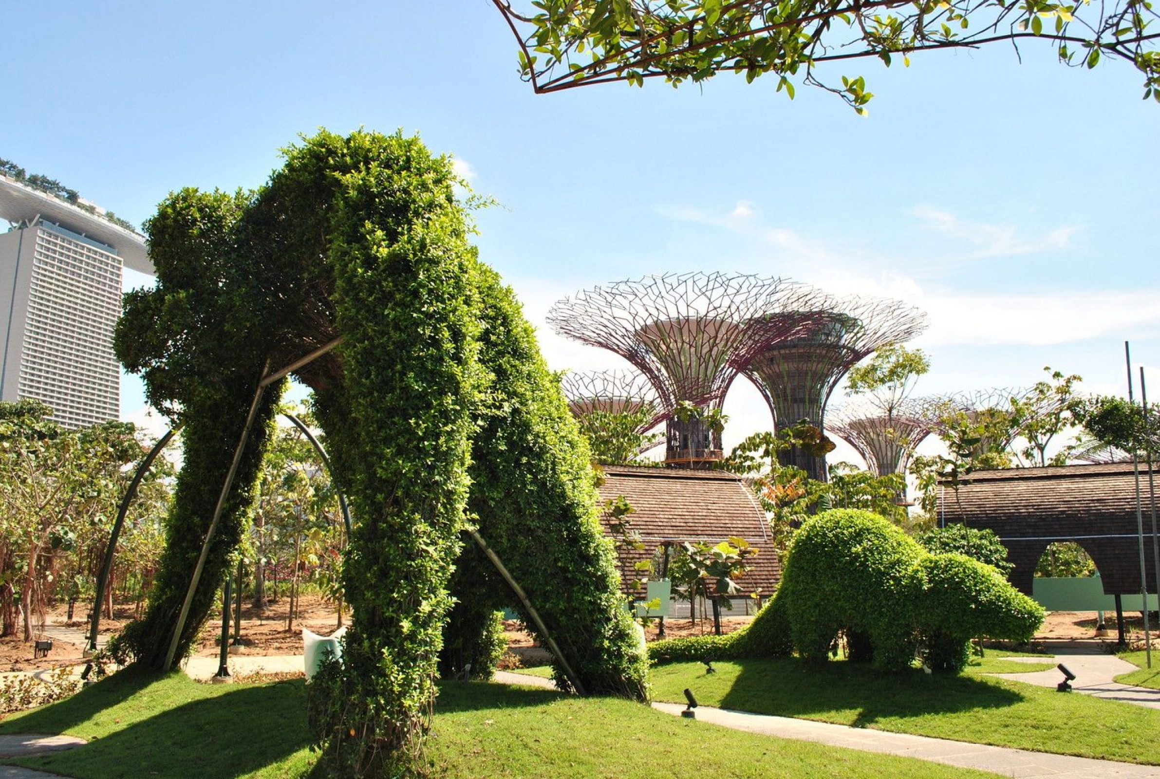 Gardens By The Bay Grant Associates Arch2o Com
