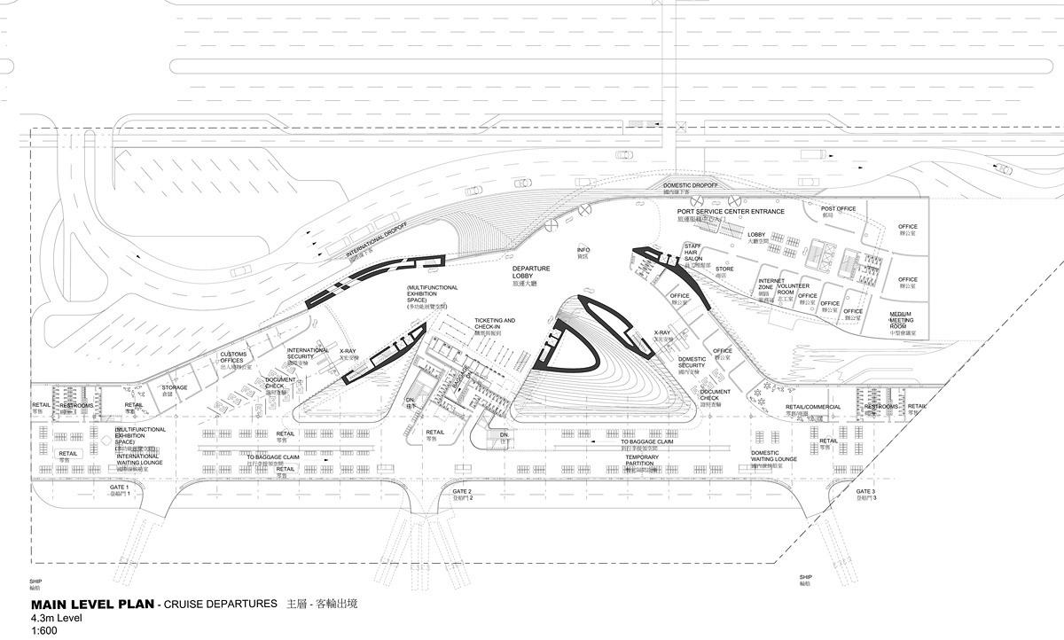 Arch2o Kaohsiung Port Terminal Reiser Umemoto 9