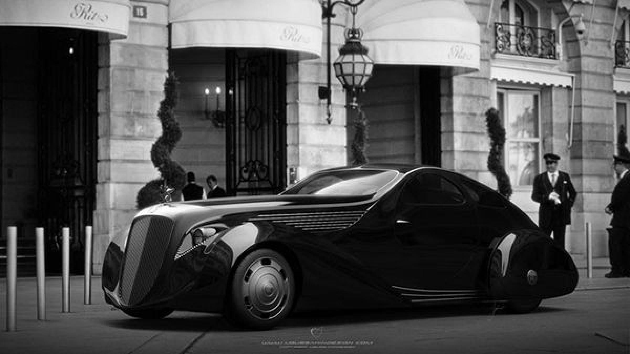 Rolls Royce Jonckheere Aerodynamic Coupe Ii Ugur Sahin Arch2o Com
