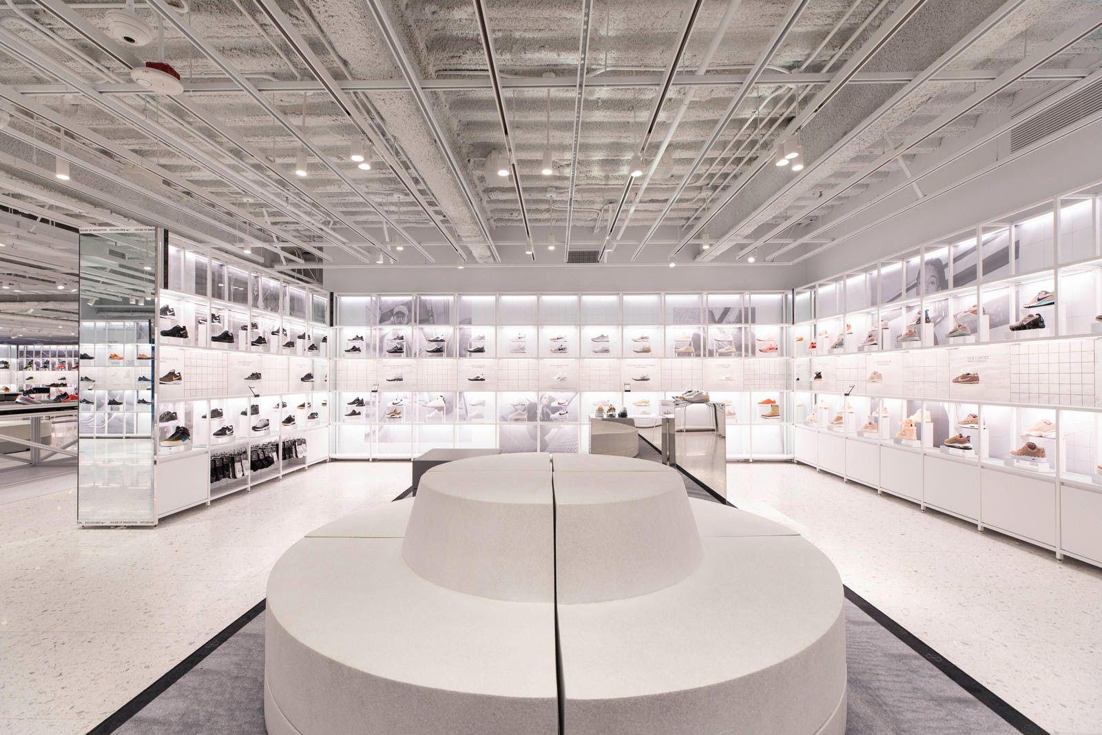 presentación Palacio soltero  House of Innovation Windows | Nike - Arch2O.com