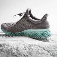 Adidas Recycled Shoes from Ocean Waste