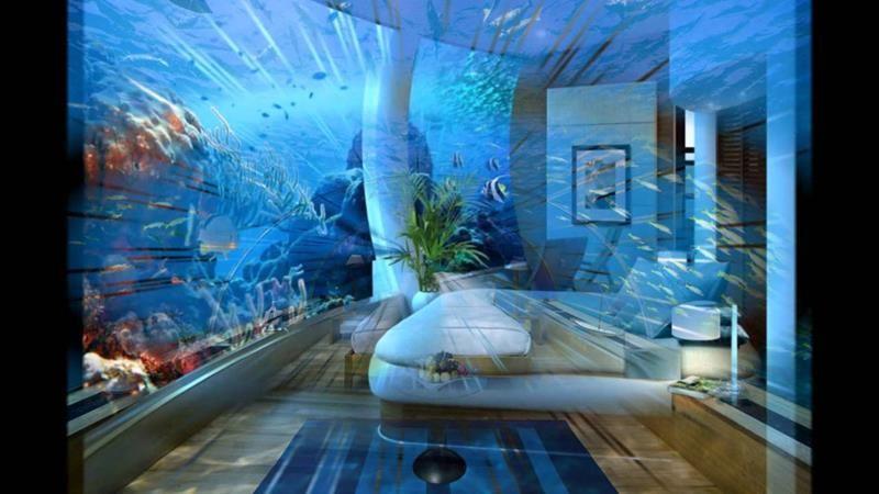 Planet Ocean Underwater Hotel Florida In Key West Arch2o Com