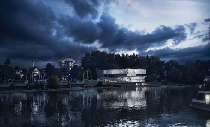 Friedrichshafen New Cultural Center | Peter Grandits & Stefan Mandl