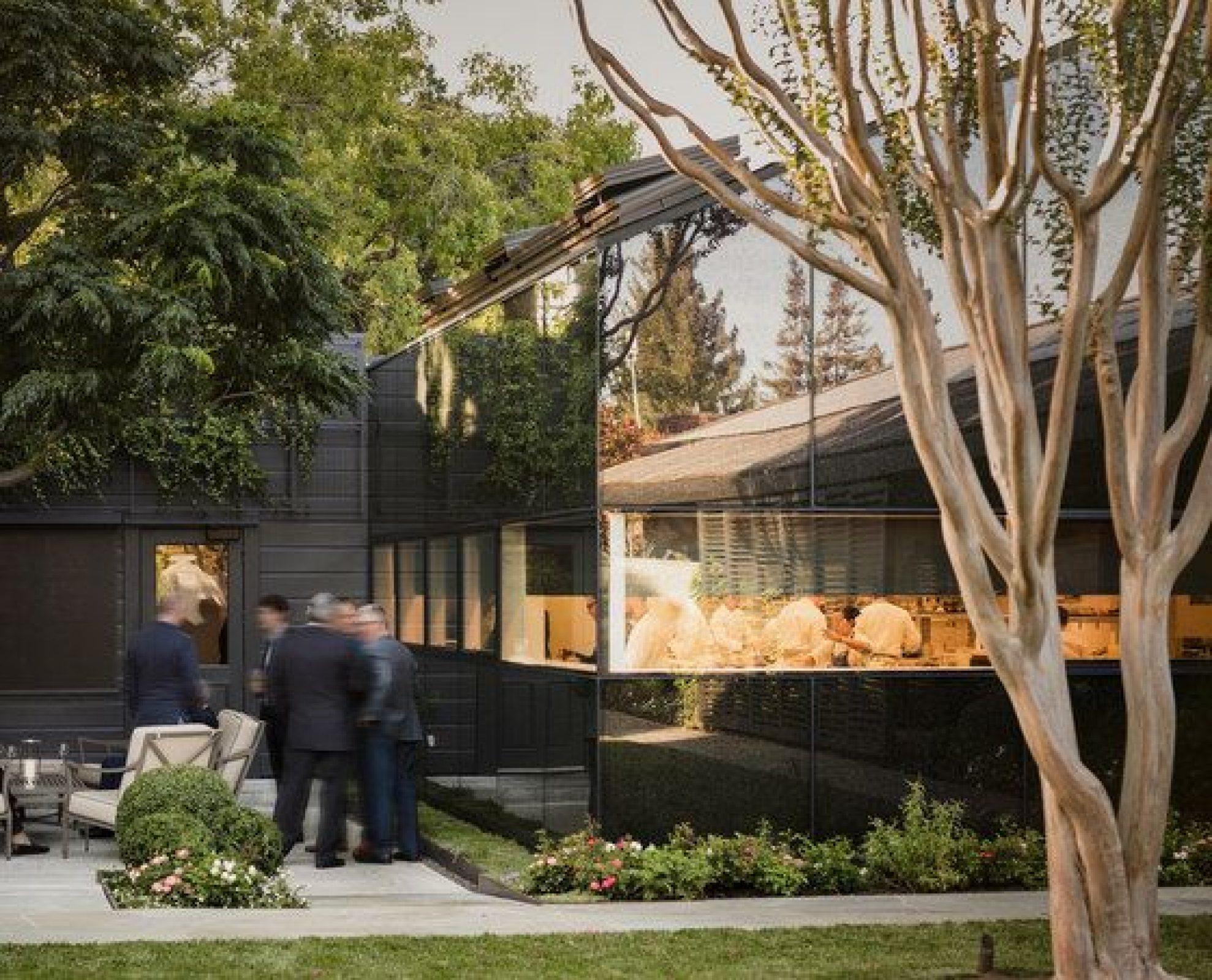 The French Laundry Kitchen Expansion ...