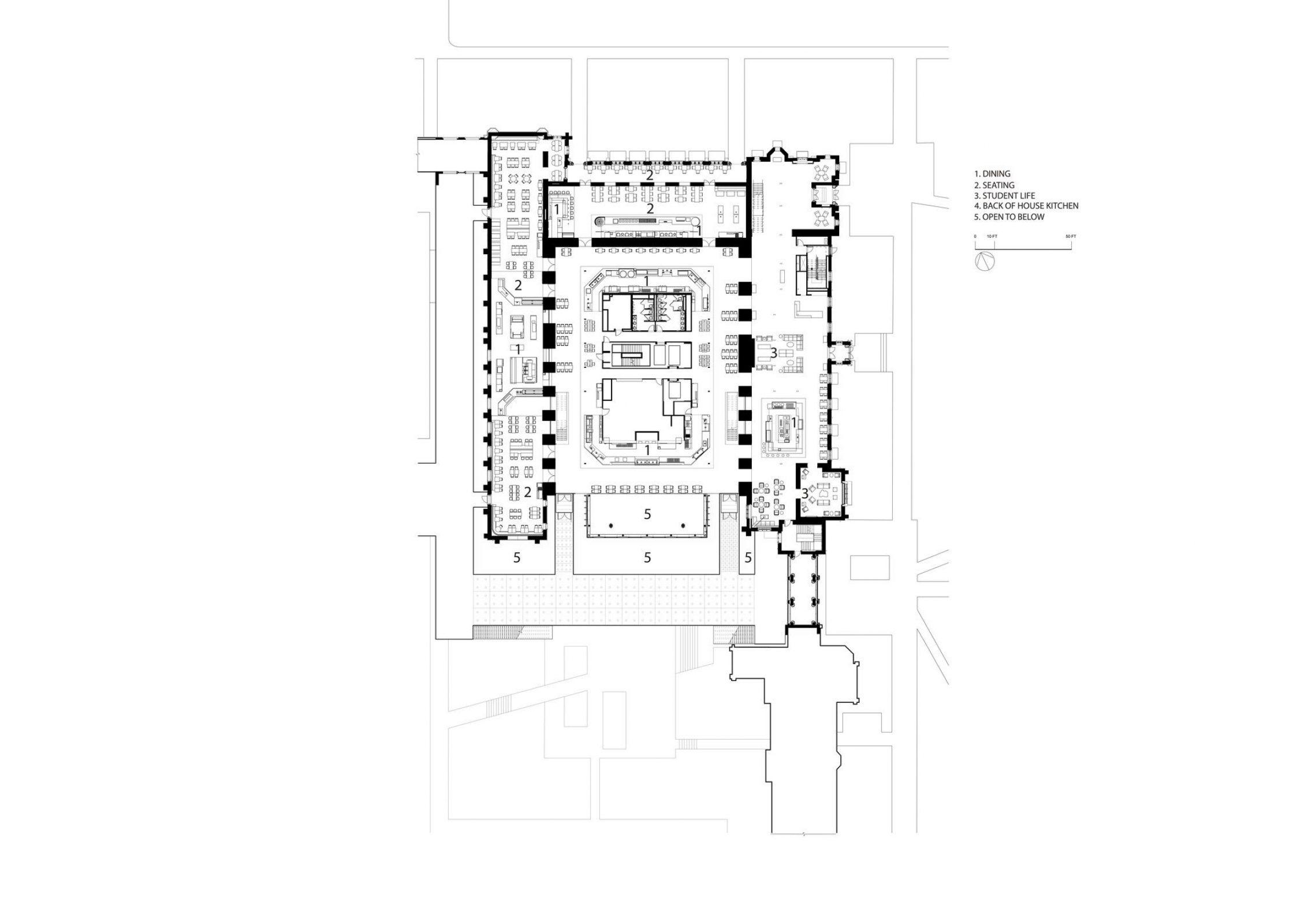 Duke University West Campus Grimshaw Architects Arch2o Com