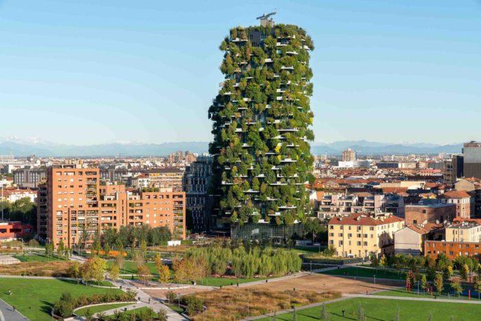 Vertical Forest 'Bosco Verticale' | Stefano Boeri Architects