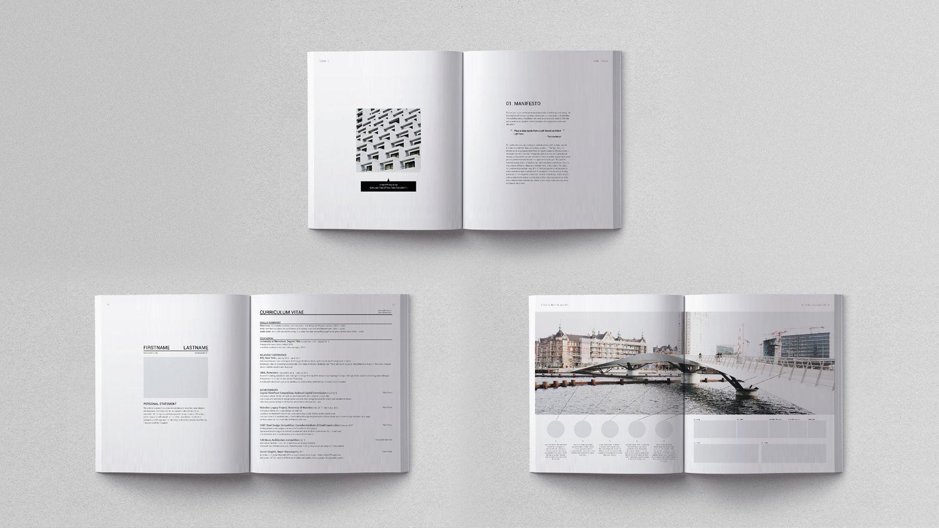 200 Tips for Creating a Winning Architecture Portfolio   Arch20O.com