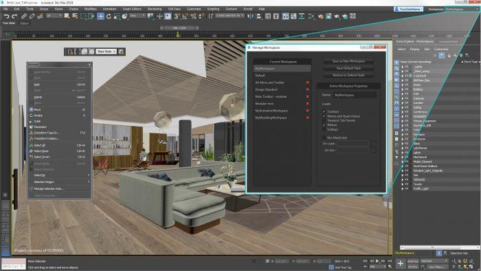 أهم برامج التصميم المعماري