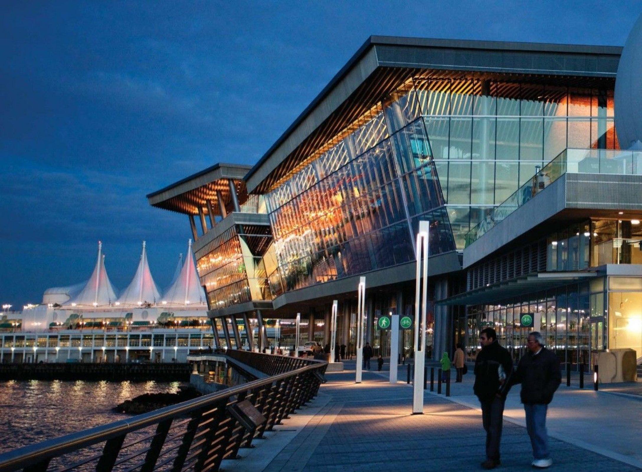Vancouver Convention Center West