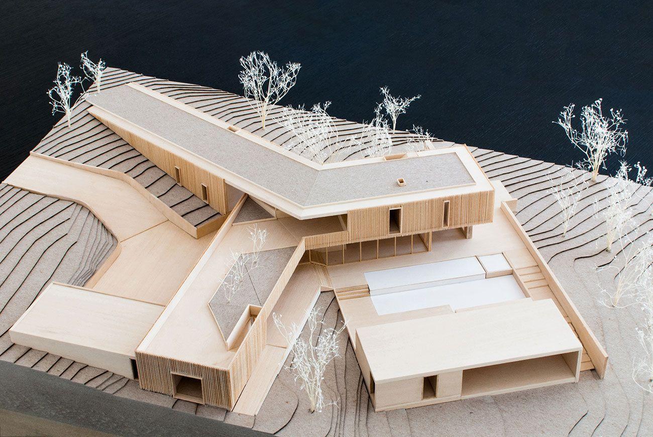 Impressive Architecture Model