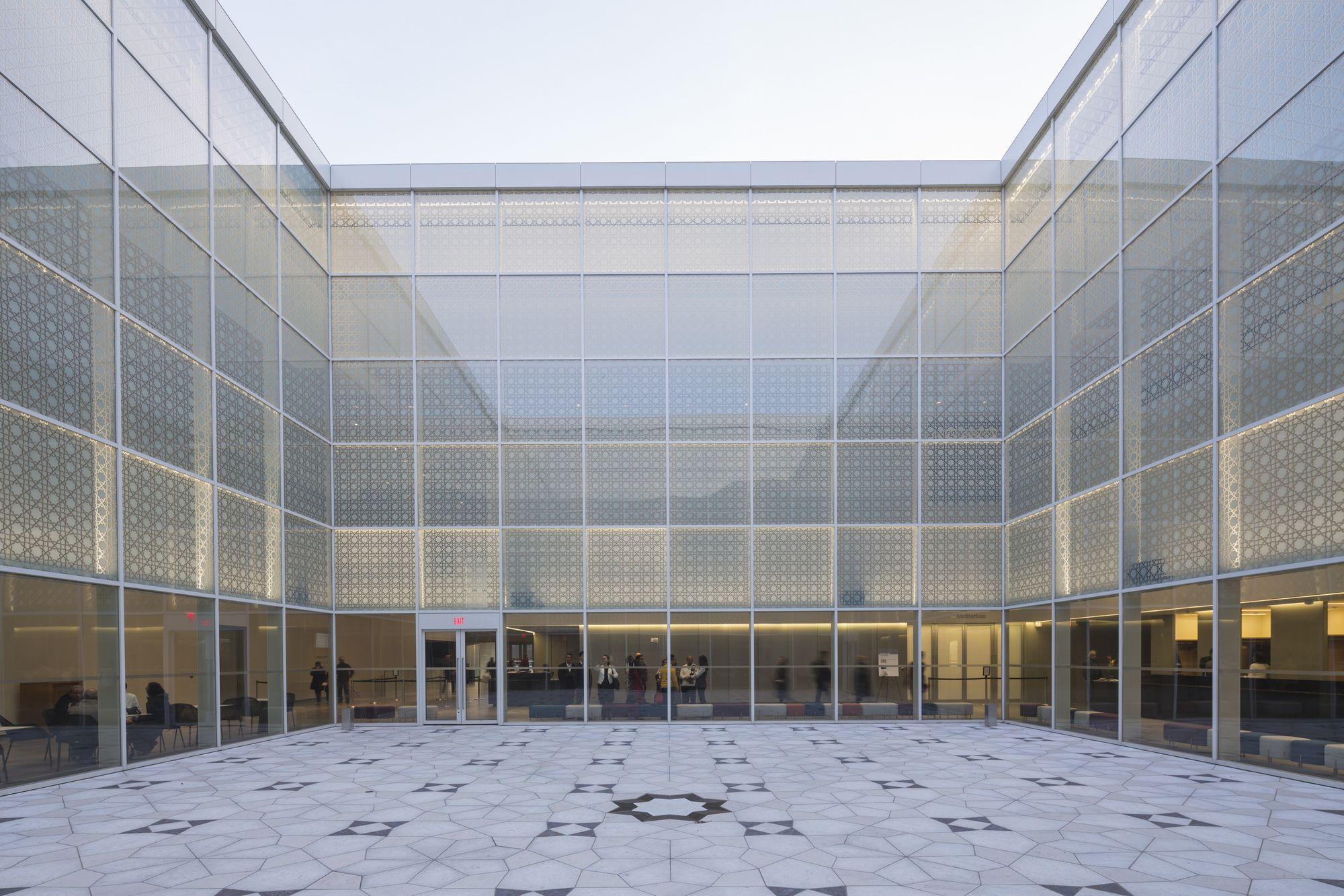 Aga Khan Museum Moriyama Teshima Architects Maki And Associates Arch2o Com