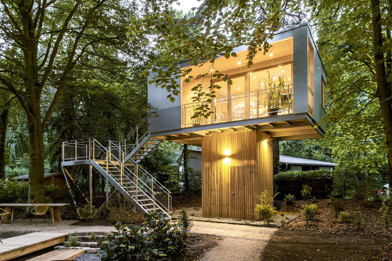 Picture of: 10 Tree Houses With Breathtaking Views Of Nature Arch2o Com