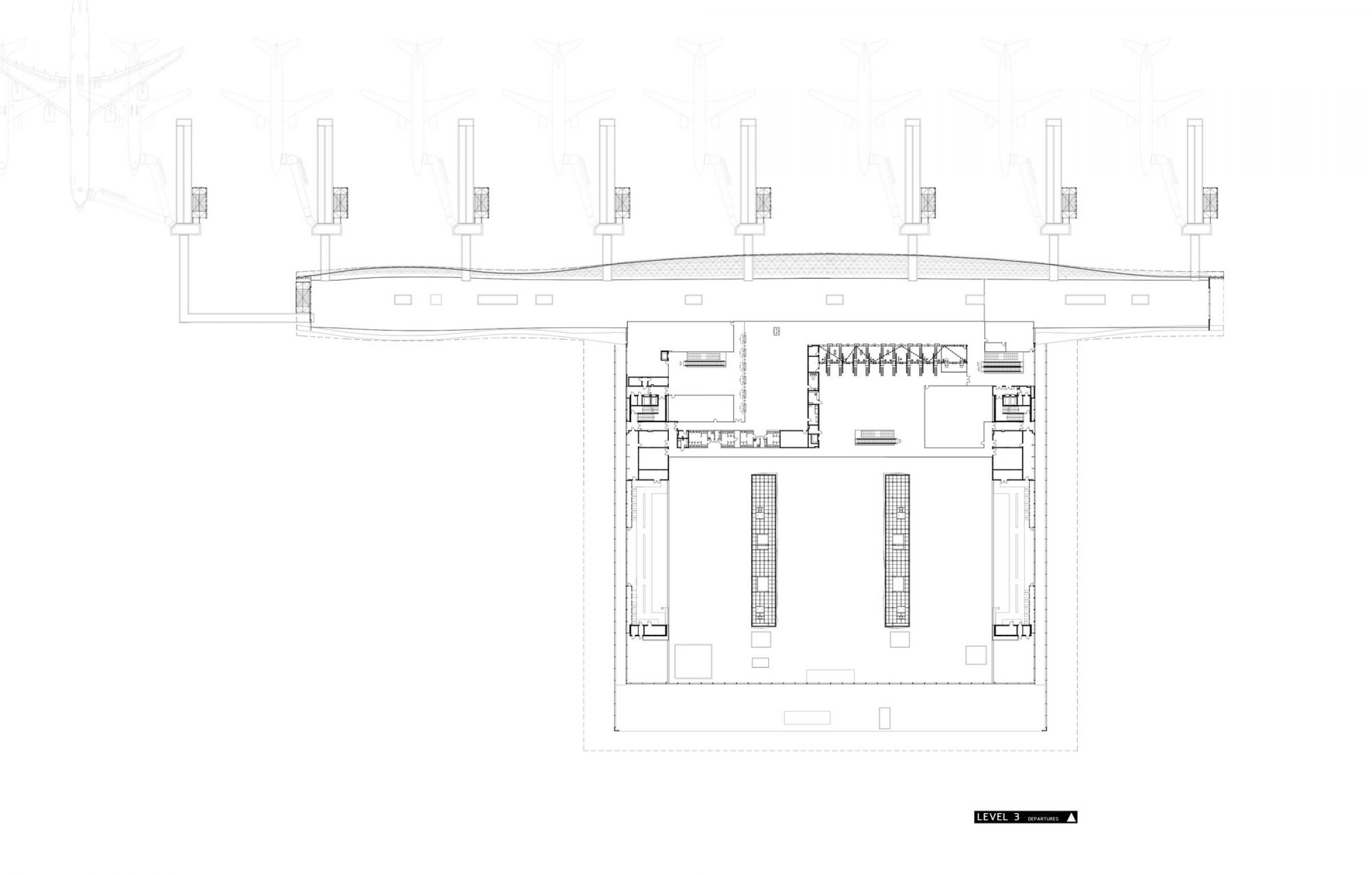 Zagreb Airport Kincl Neidhardt Institut Igh Arch2o Com