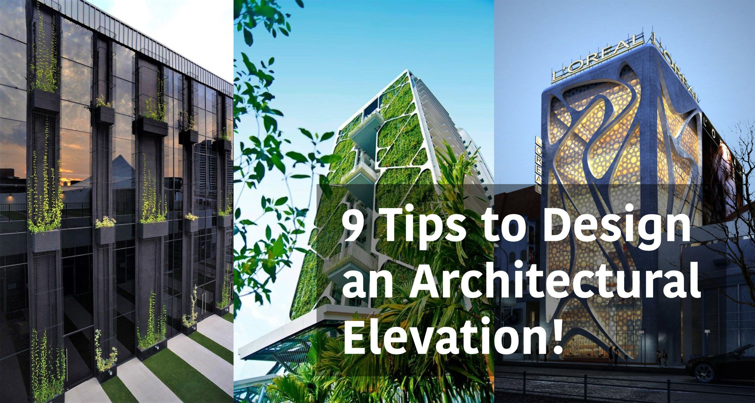 How To Design An Architectural Elevation Check Out These Tips Arch2o Com