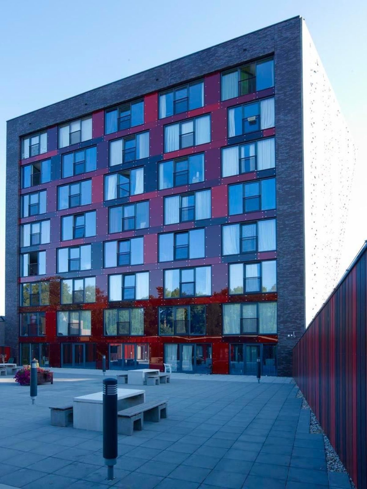 University Of Twente Campus Arons En Gelauff Architecten Arch2o Com