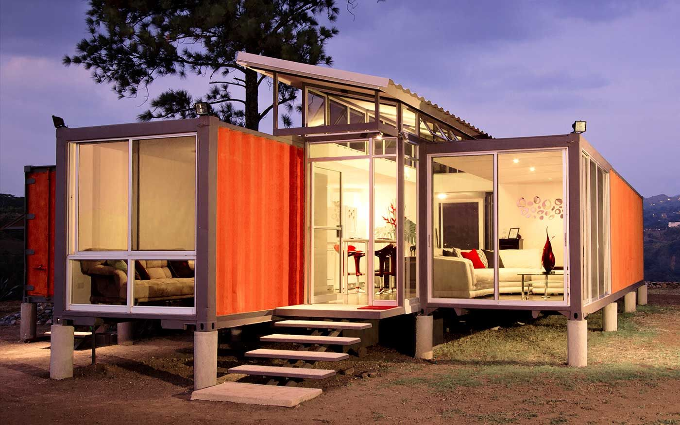 7 Innovative Shipping Container Homes From Across The Globe Arch2o Com