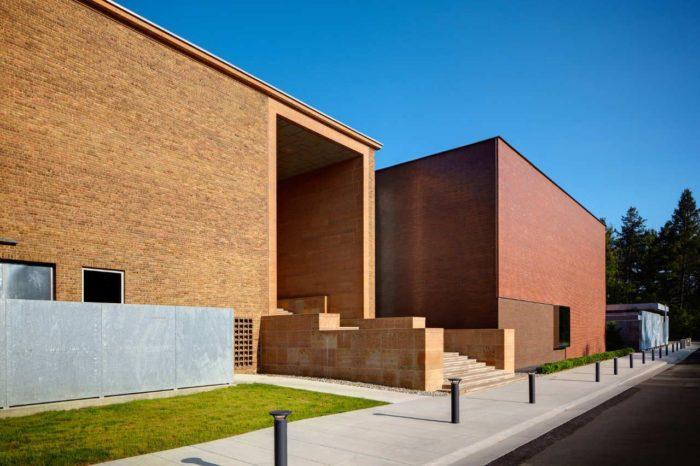 Cranbrook Art Museum   SmithGroup JJR