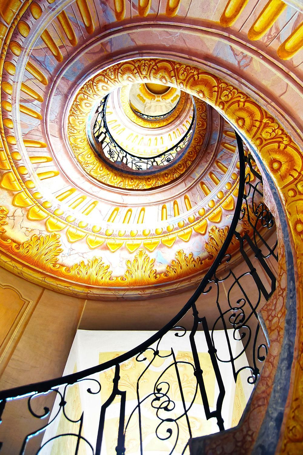Picture of: 20 Of The Most Amazing Stairs In The World Arch2o Com