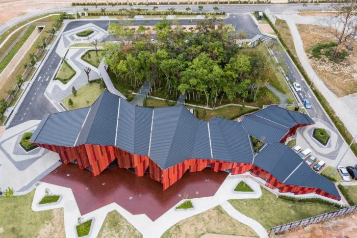 Red Hill Gallery   MOA Architects + Formzero