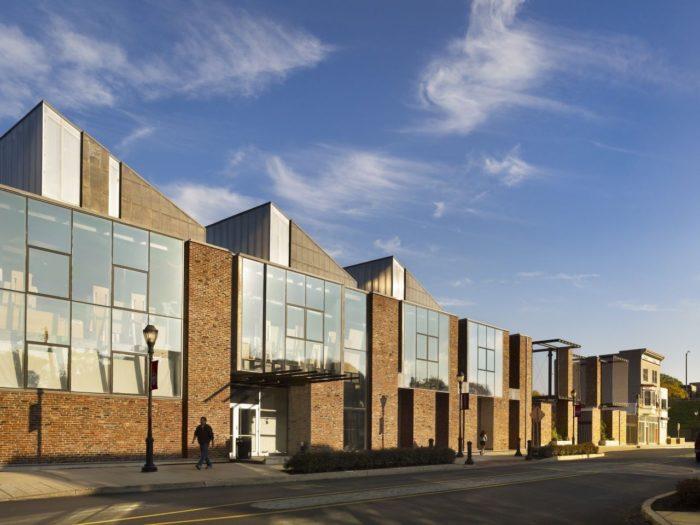 Lafayette College Arts Plaza   Spillman Farmer Architects