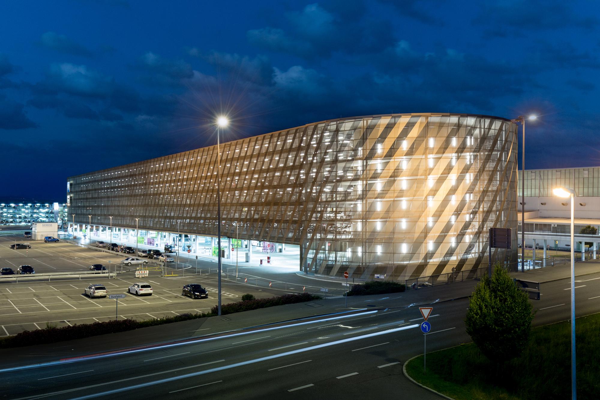 Stuttgart Airport Busterminal   wulf architekten   Arch20O.com