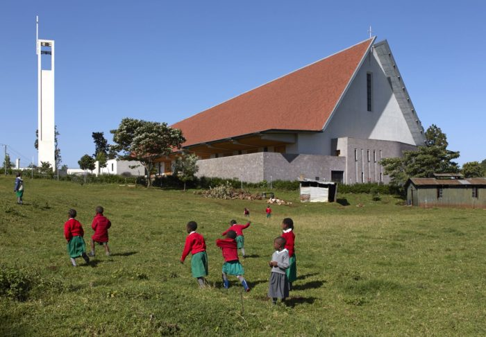 Sacred Heart Cathedral of Kericho   John McAllen + Partners