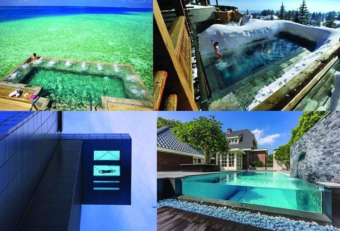 9 Swimming Pool Designs With A Bold Twist Arch2o Com