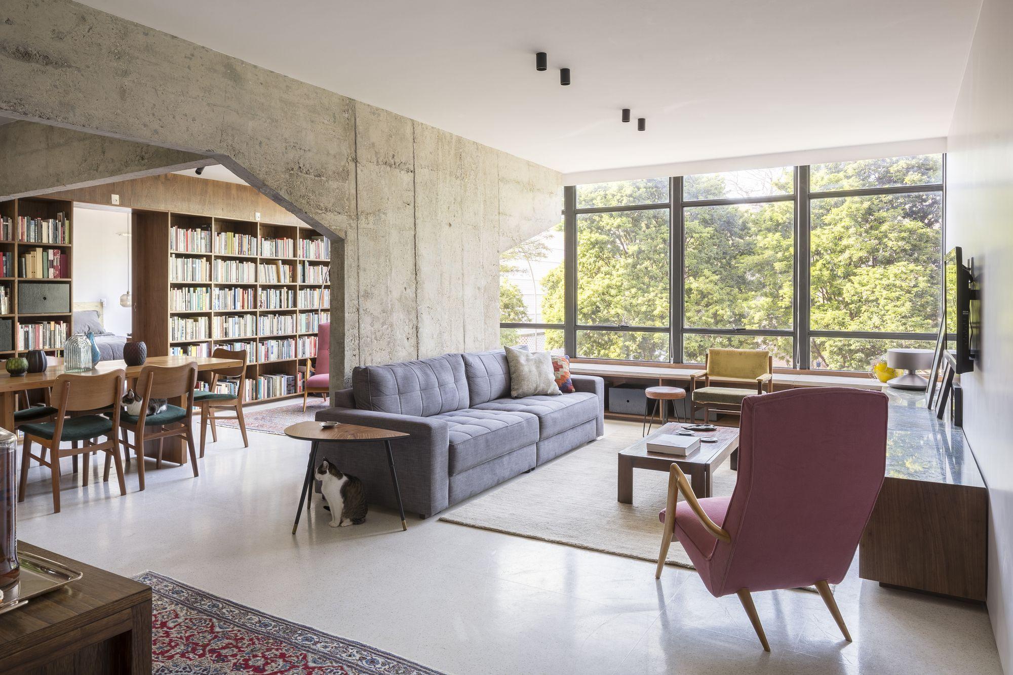 Apartment 3 Zero 8 | Debaixo do Bloco Arquitetura