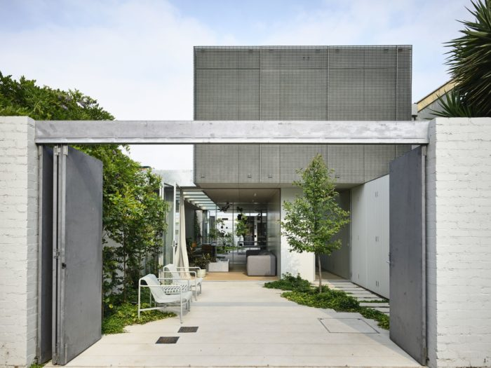 Fitzroy North House 02 | Rob Kennon Architects