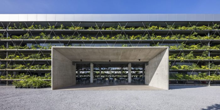 Jakob Factory | G8A Architecture & Urban Planning + rollimarchini architekten