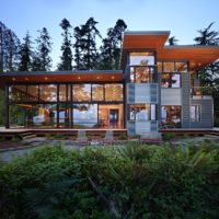 Port Ludlow Residence   FINNE Architects