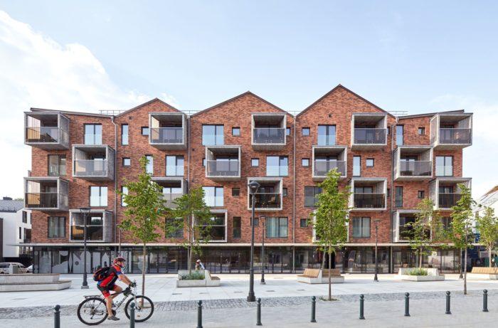 Residential Block in Paupys | Architektüros linija