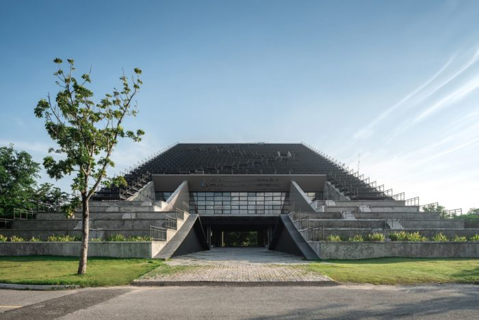 The Golden Jubilee Museum of Agriculture Office | Plan Architect