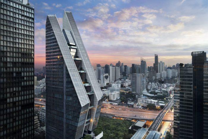 Rosewood Bangkok | KPF