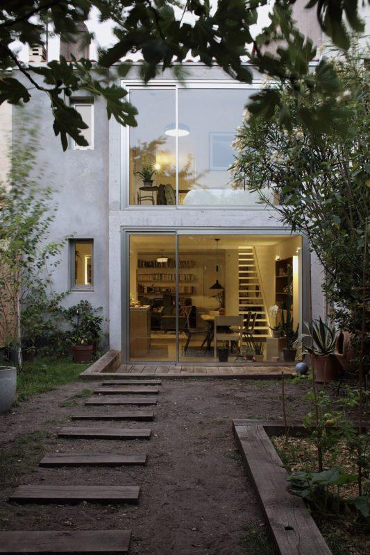 121 Home Made House   A6A