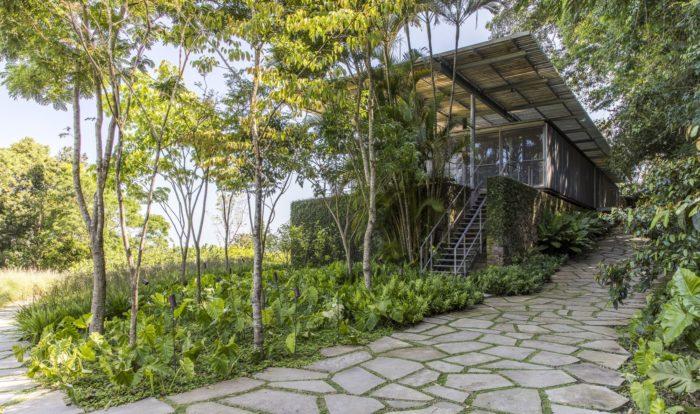 A.B.V. House | Andrade Morettin Arquitetos Associados
