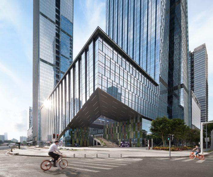 B-TECH Towers   TSK Architects + Huayi Design
