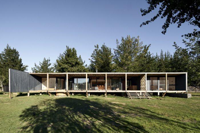 Barra House | Ossa Valdes Arquitectos