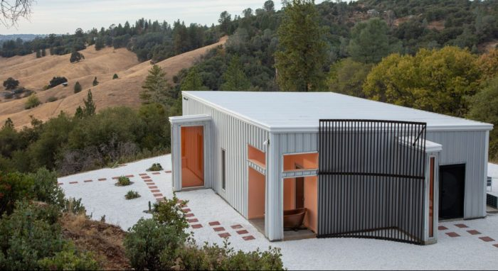 Box Factory House | hb+a Architects