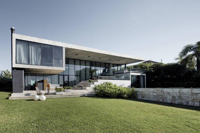 Castores House | Dieguez Fridman Arquitectos