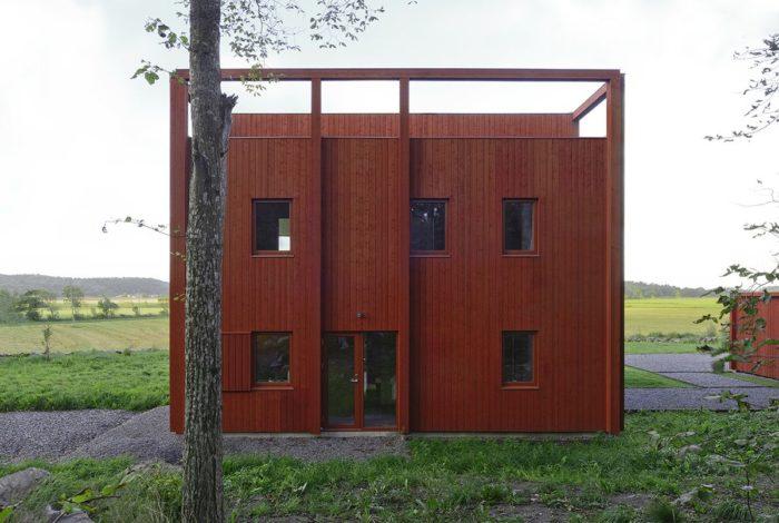 House for a Drummer   Bornstein Lyckefors