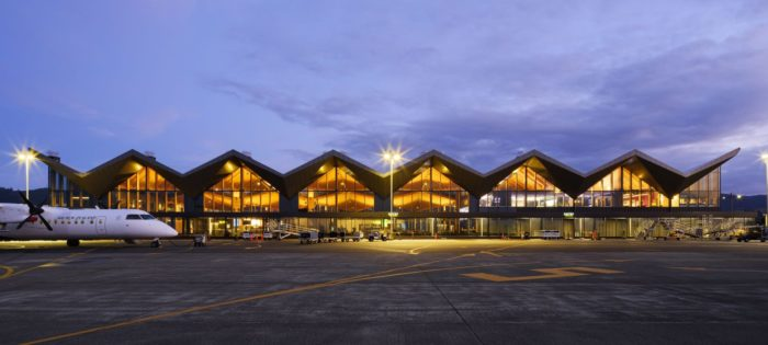 Nelson Airport Terminal   Studio Pacific Architecture