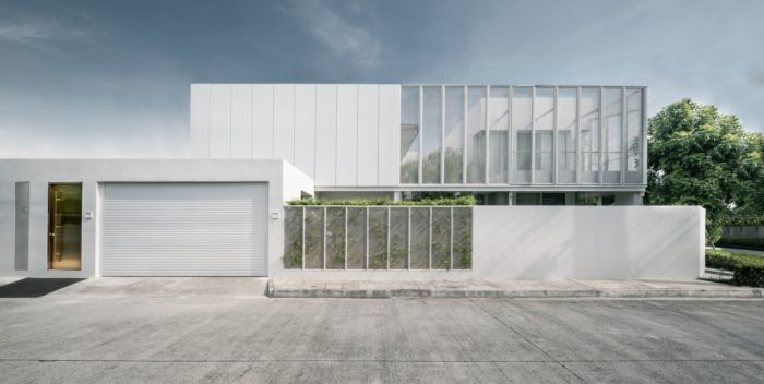 White Canvas House | ACA Architects