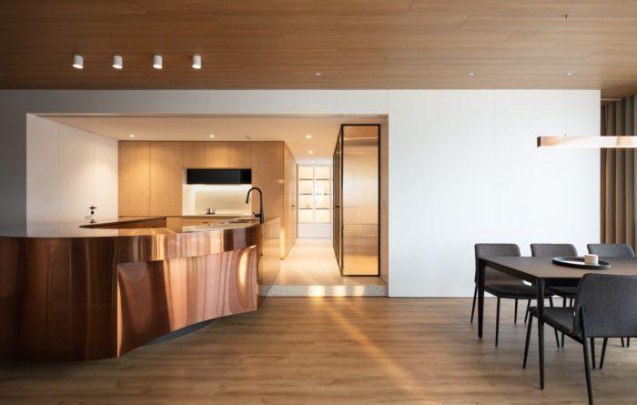 2415 EW Apartment   DaoHo Studio