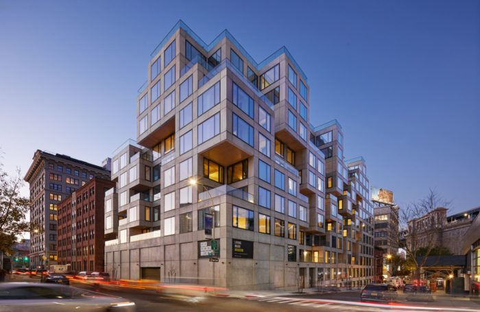 98 Front Apartments   ODA New York