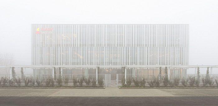 Flash Battery Headquarters | Studio Bocchi