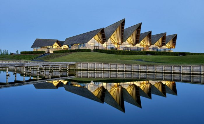 Great Northern Clubhouse & Hotel   E+N Arkitektur