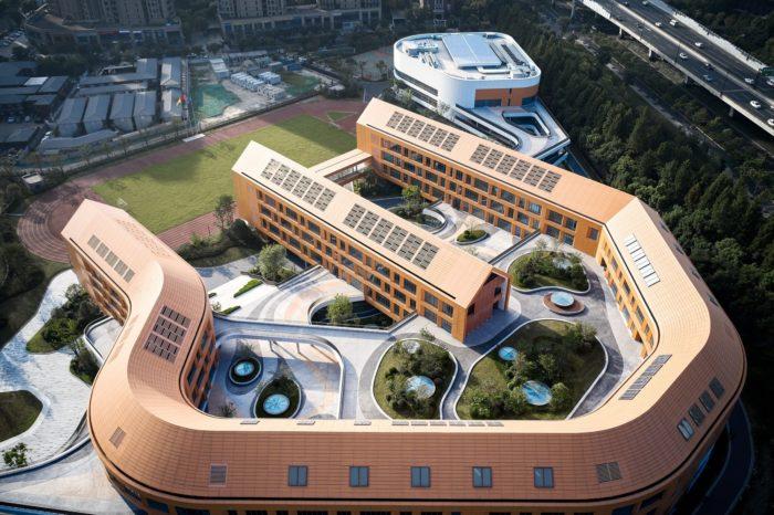 Hangzhou Olympic Sports School and Kindergarten | UAD