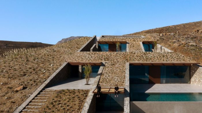 Ncaved House   MOLD Architects