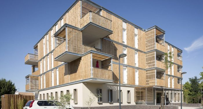 Social Housing in Aigues-Mortes | Thomas Landemaine Architectes